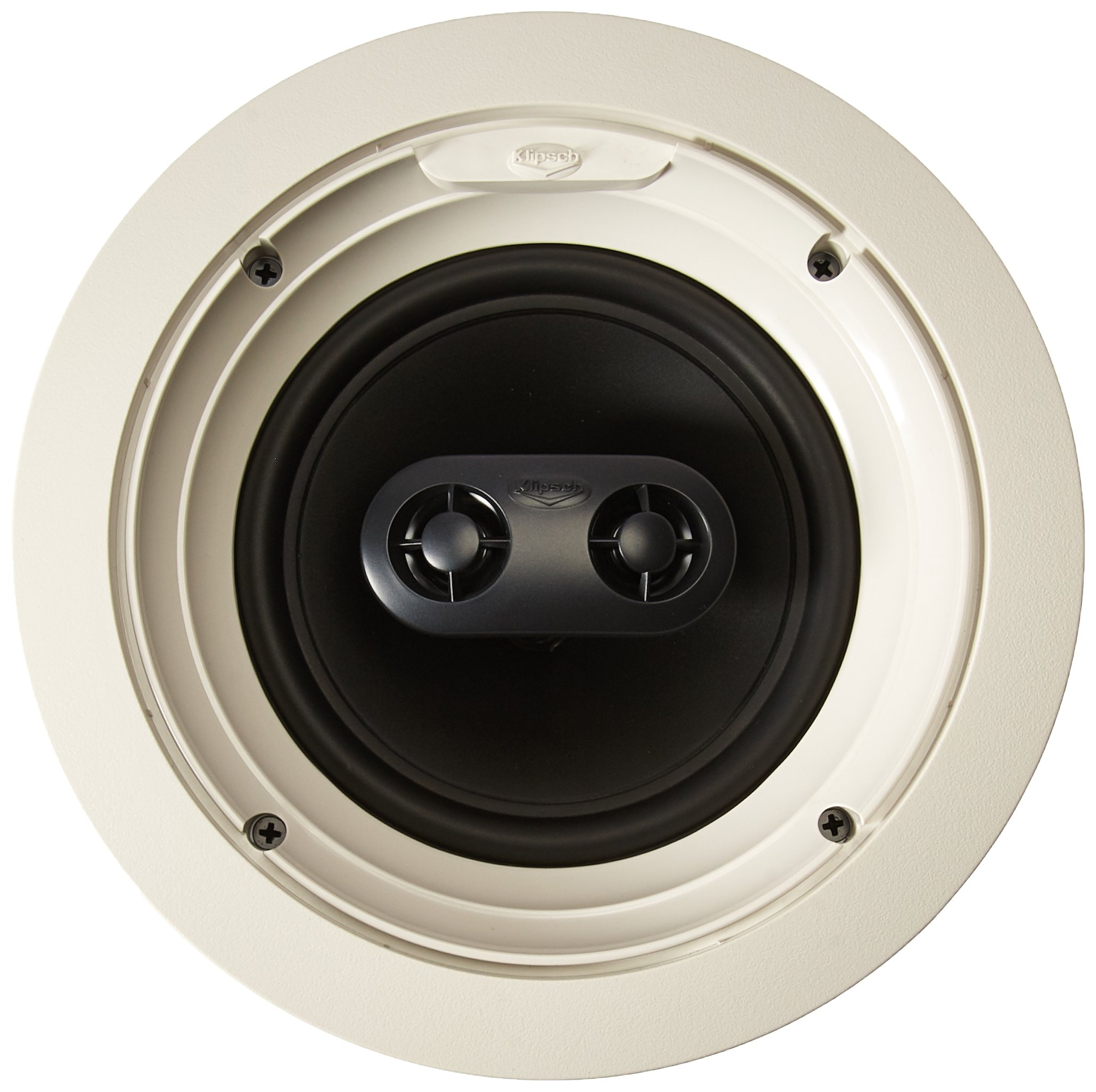 Klipsch R-1650-CSM In-Ceiling Speaker - White (Each)