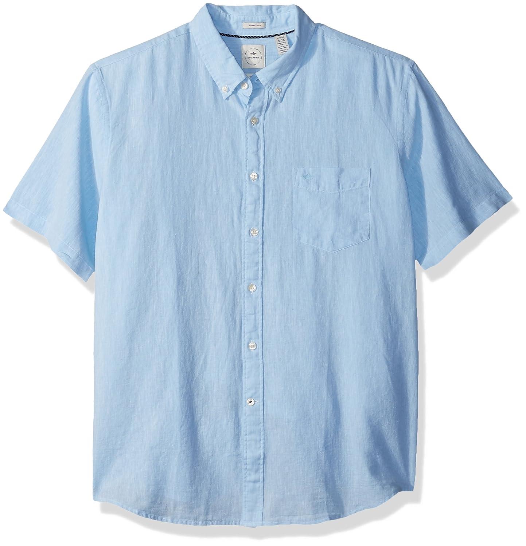 Dockers Hombre Camisa con Botones: Amazon.es: Ropa y accesorios