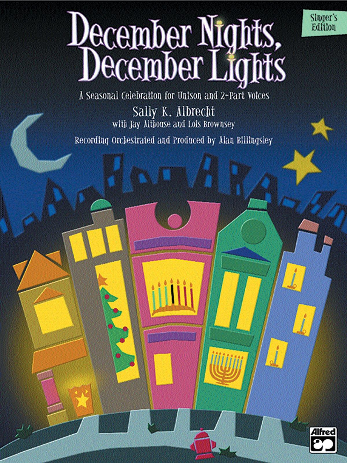 Download December Nights, December Lights: Preview Pack, Book & CD pdf epub