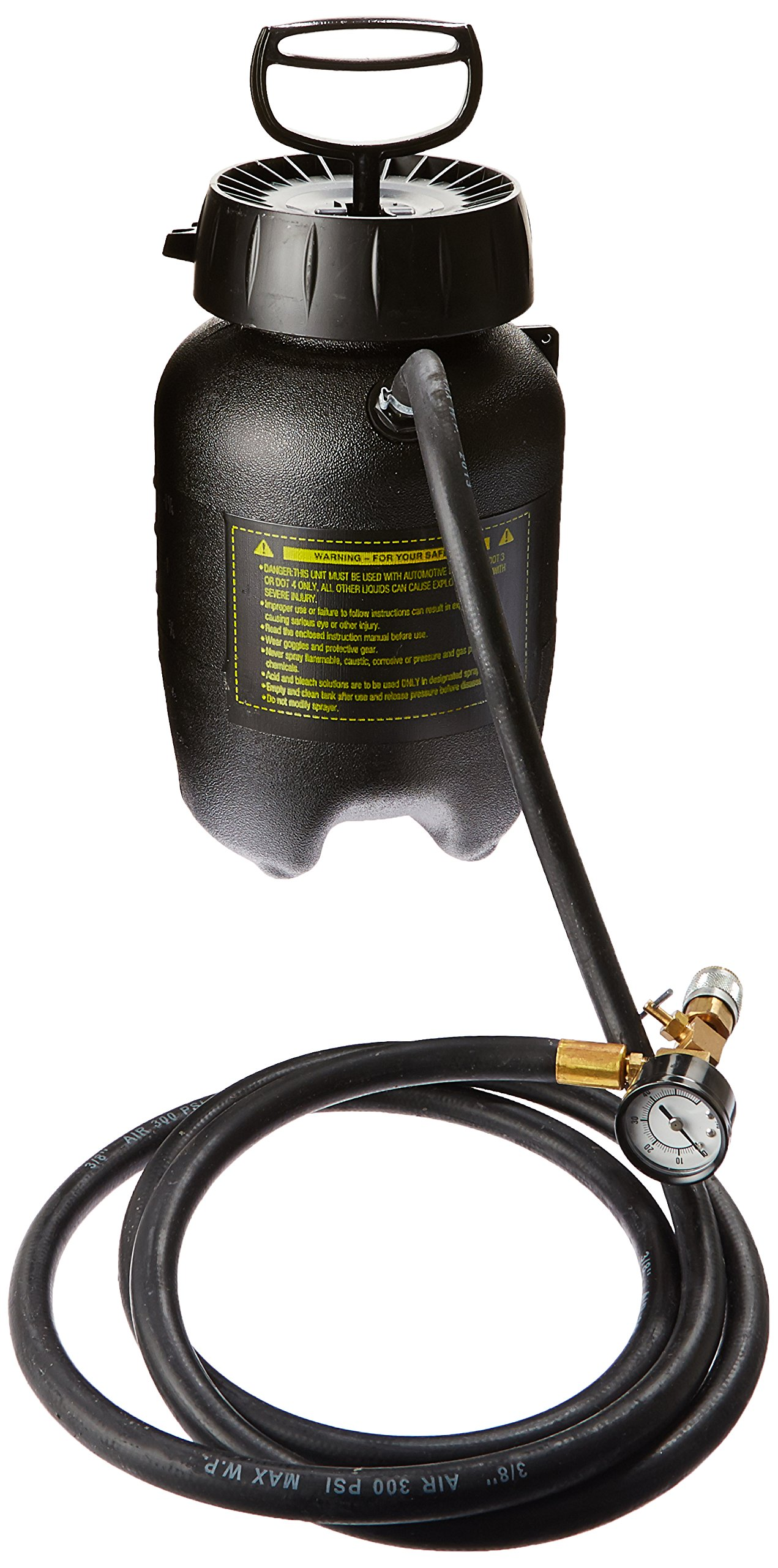 ATD Tools 5125 Brake Bleeder Tank