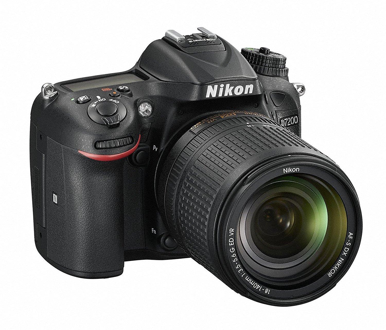 Nikon デジタル一眼レフカメラ D7200 [並行輸入品]   B01GFK4WUM