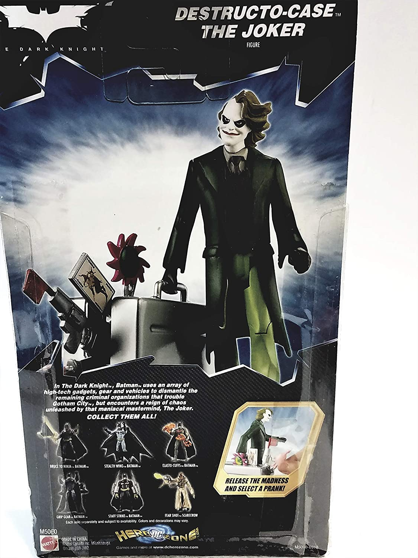 Amazon.com: Hero DC One DC Comics Destructo Case The Joker ...