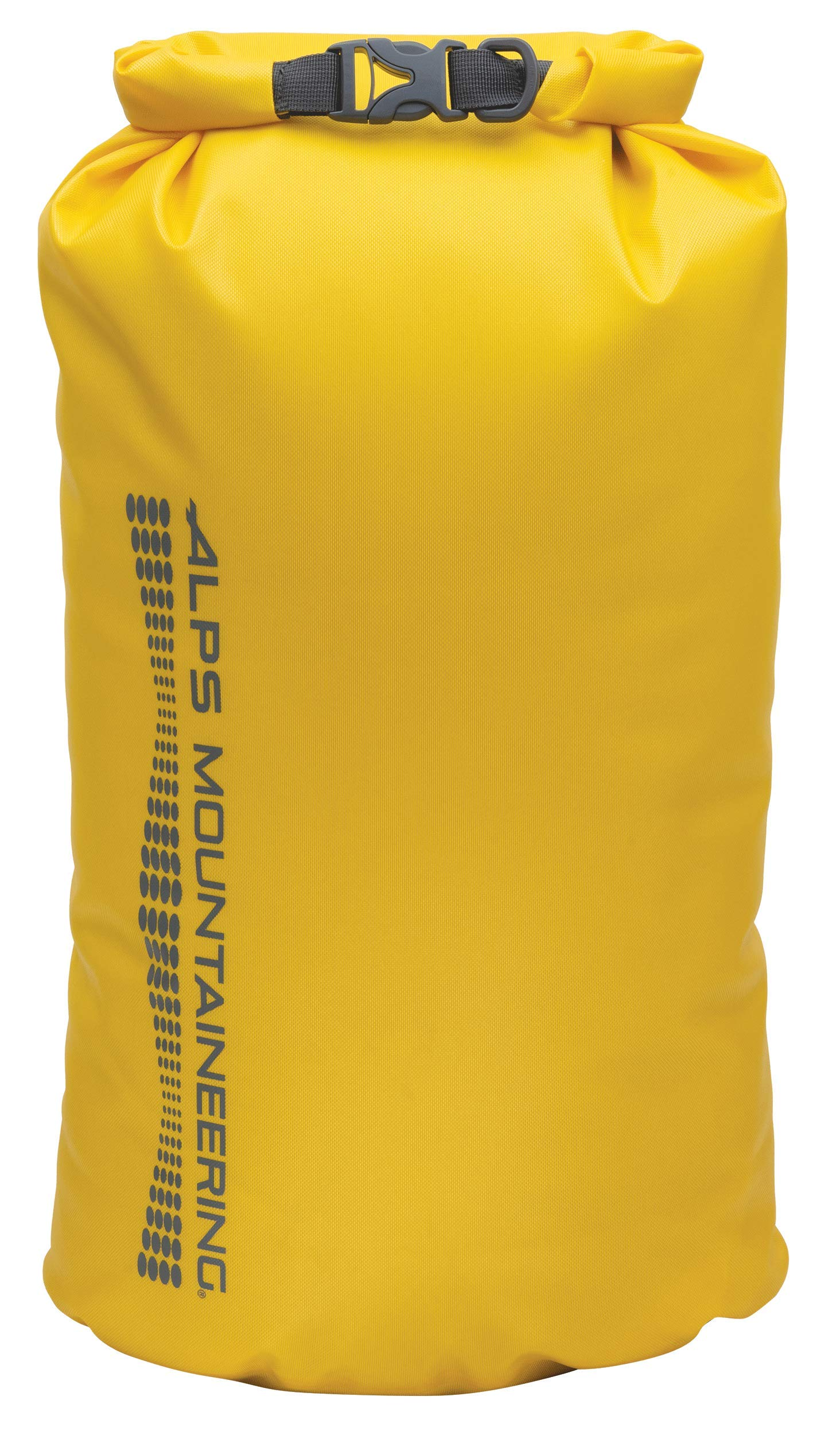 ALPS Mountaineering Dry Passage Waterproof Dry Bag 50L, Gold by ALPS Mountaineering