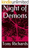 Night of Demons (The Raine's Landing Supernatural Thrillers Book 2)