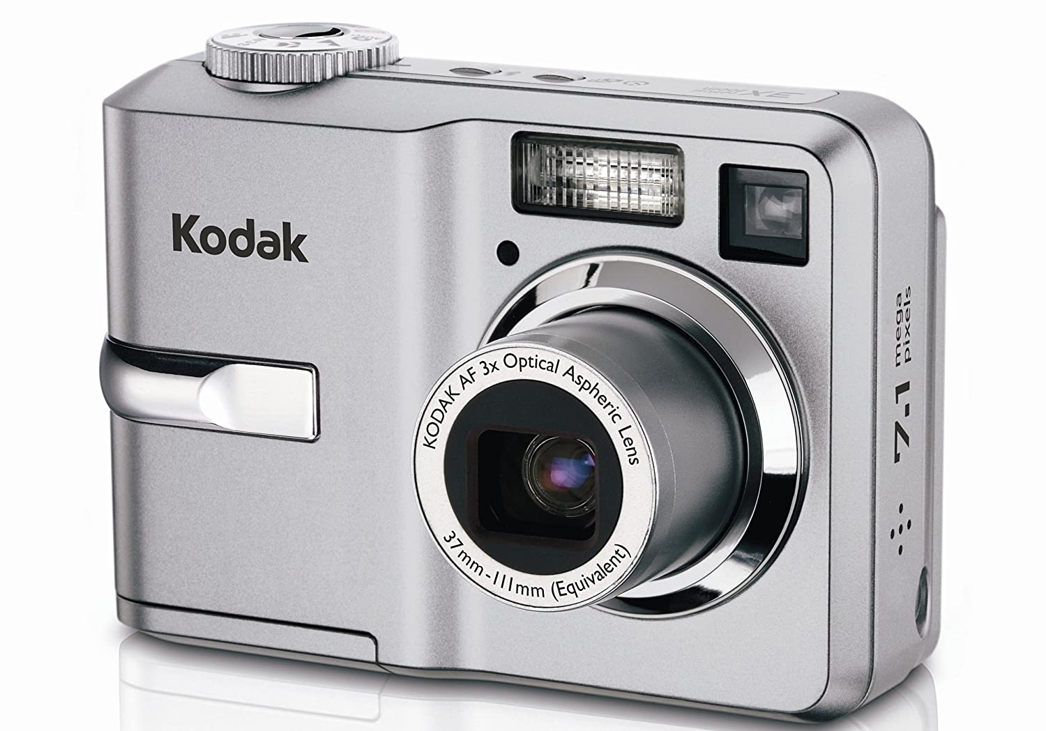 Amazon.com : Kodak Easyshare C743 7.1 MP Digital Camera with 3xOptical Zoom  : Point And Shoot Digital Cameras : Camera & Photo