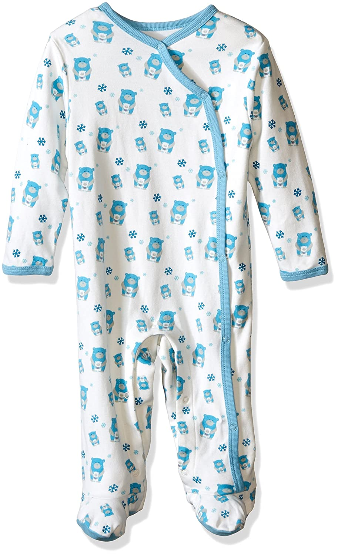 91f254cc8 Amazon.com  Babysoy Girls  Baby Boy Organic Animal Prints Kimono ...