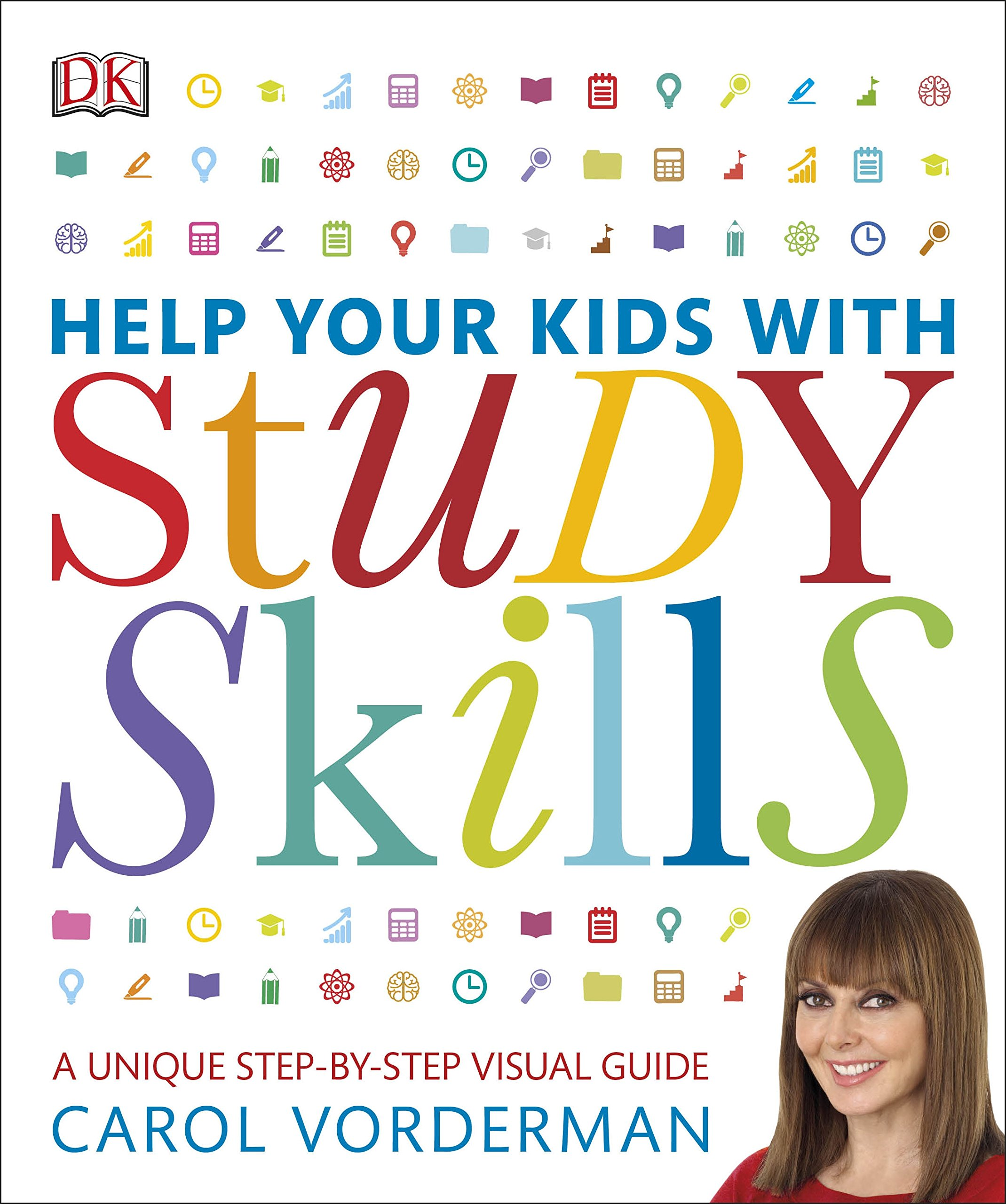 help your kids maths amazon co uk carol vorderman help your kids study skills