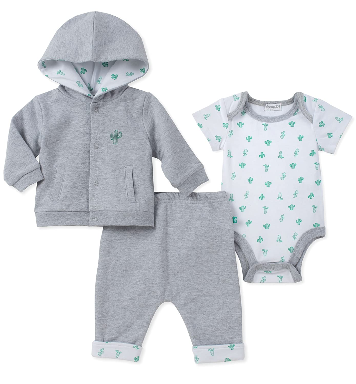 Amazon.com  absorba Baby Boys Jacket Set fd7e75a6de4e