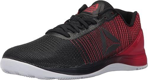 New Reebok Men/'s Crossfit Nano 7.0 Running Shoe Black//white//primal Red  Bs8345
