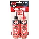 J-B Weld Pro Size ClearWeld 5 Minute Set Epoxy