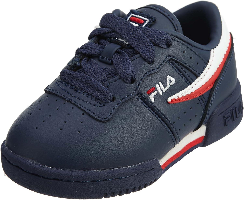 Fila Baby's Original Fitness Shoes Fila Navy/White/Fila Red 5
