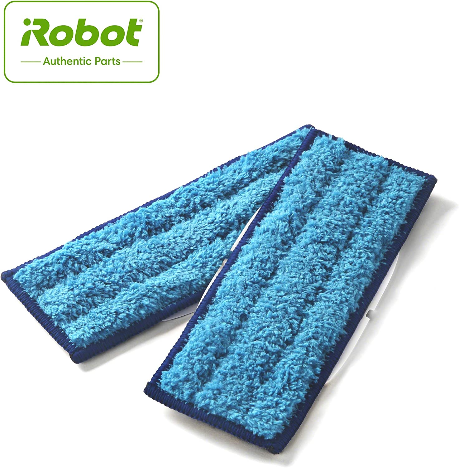 Washable Wet Dry Mop Cloth Home Cleaning Cloth Mop Pad for iRobot Braava Jet M6