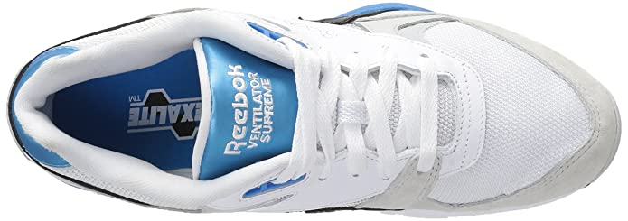 Amazon.com | Reebok Mens Ventilator Supreme CLR Fashion Sneaker | Fashion Sneakers