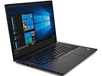 Lenovo ThinkPad E14 Intel Core i3 10th Gen 14-inch Full HD IPS Thin and Light Laptop (4GB RAM/ 256GB SSD/Windows 10 Home/Microsoft Office Home & Student 2019/ Black/ 1.77 kg), 20RAS1GP00
