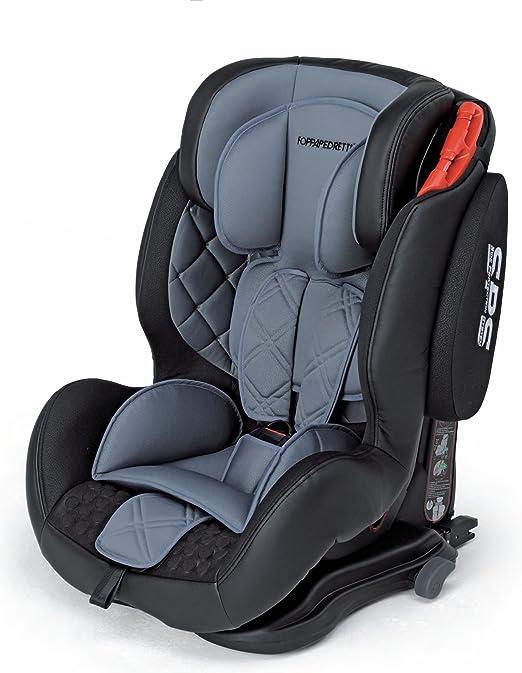 919 opinioni per Foppapedretti 9700386000 Isodinamyk Seggiolino Auto, Grigio