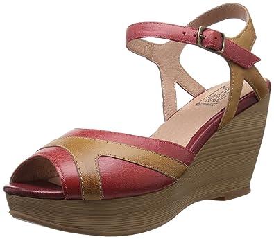2a6491a9d033 Miz Mooz Women s Yvonna Wedge Sandal