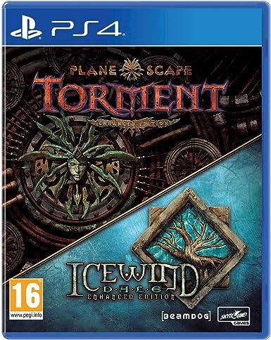 Planescape: Torment & Icewind Dale Enhanced Edition - PlayStation 4 [Importación inglesa]: Amazon.es: Videojuegos