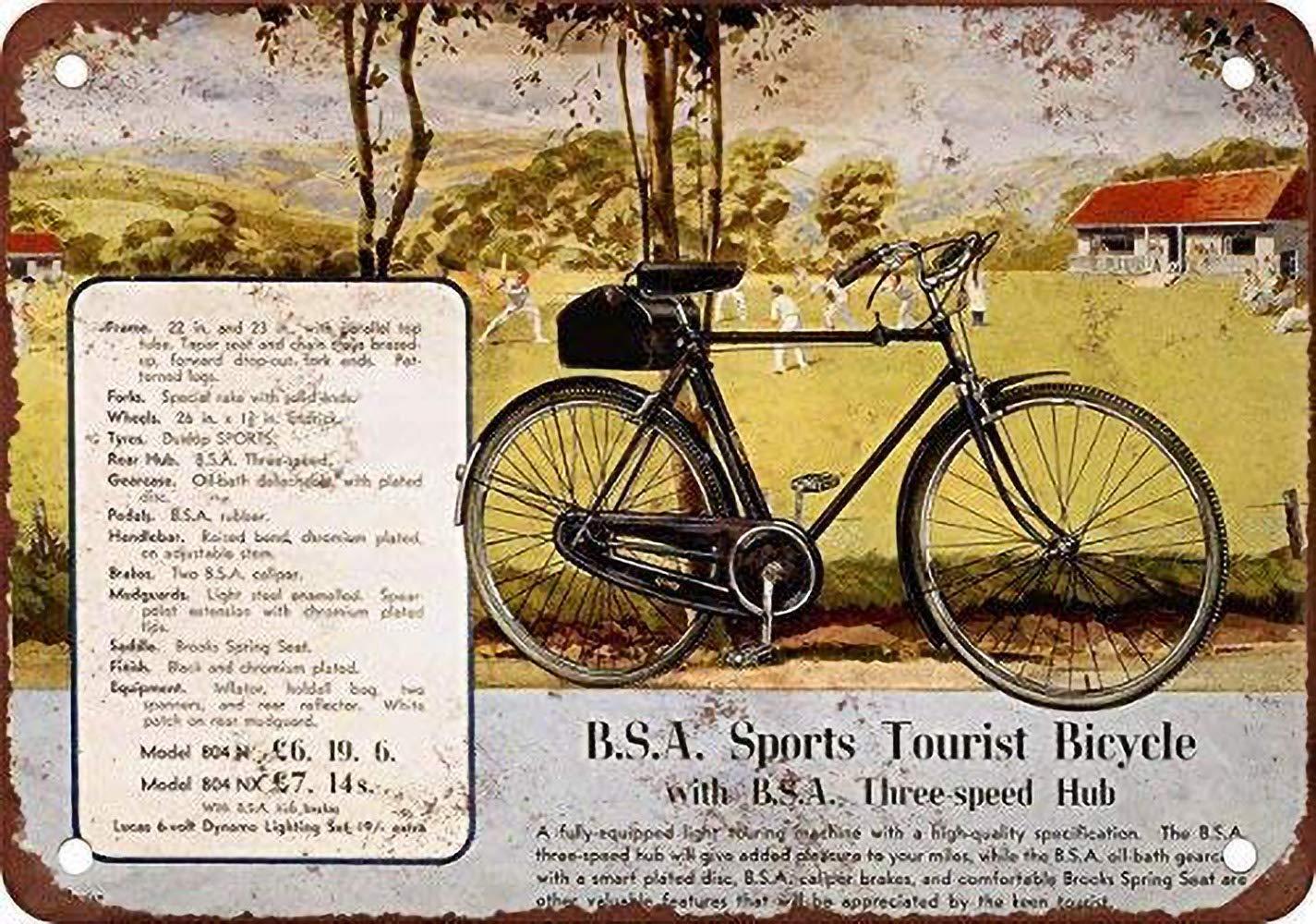 Vvision BSA Spts Tourist Bicicletas El Arte Pintura de ...