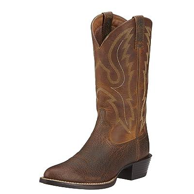 Ariat Men's Sport R Toe Western Cowboy Boot | Western