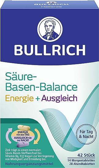 bullrich säure basen tabletten