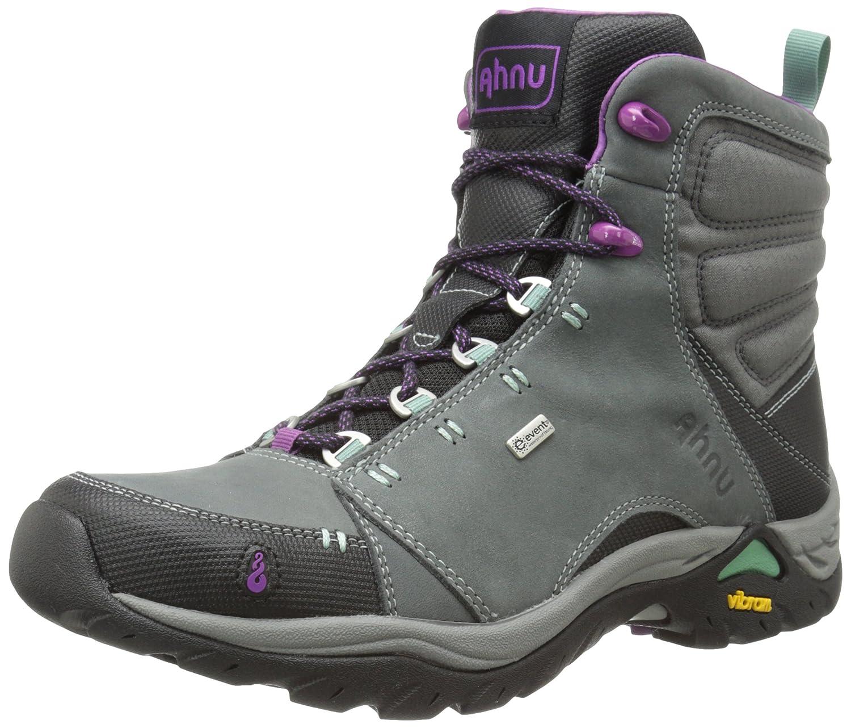 Ahnu Women's Montara Hiking Boot B00M07GN5W 5 B(M) US|Dark Grey