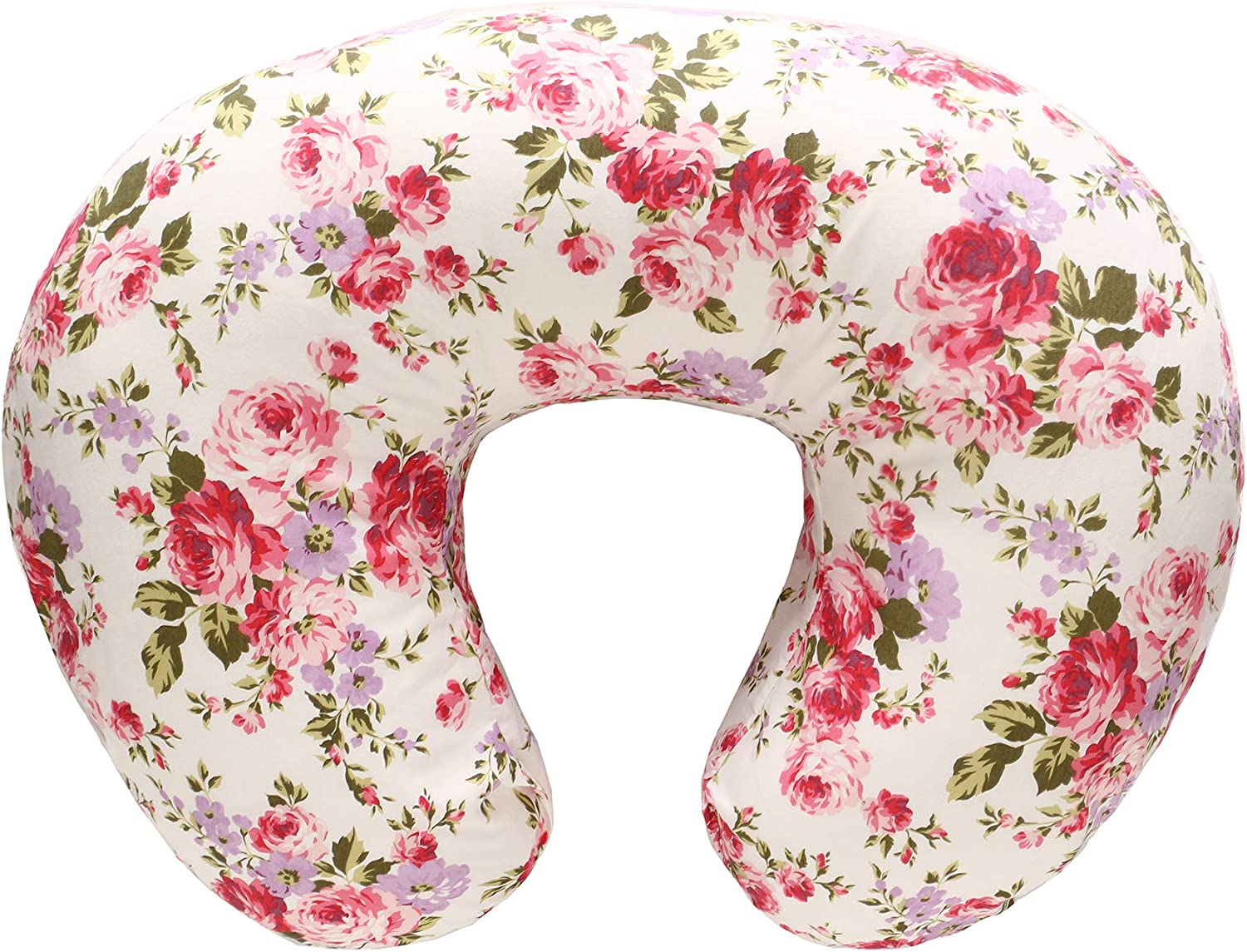 LAT Nursing Pillow Cover, 100% Natural