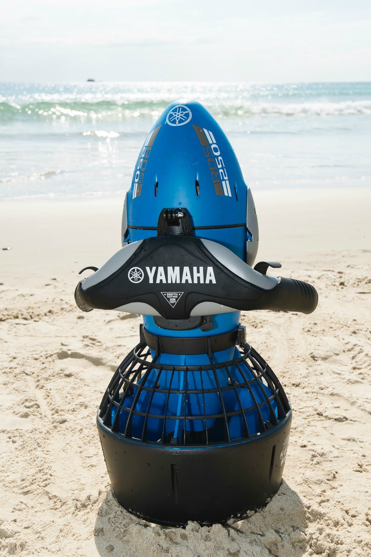 Yamaha RDS250 Seascooter with Camera Mount Recreational Dive Series Underwater Scooter by YAMAHA Seascooters (Image #3)
