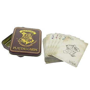 Paladone- Harry Potter Juego de Cartas (PP3214HP)
