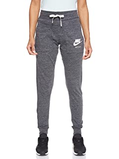 Nike Sportswear Essential W Pnts Pantalones de Deporte, Mujer ...