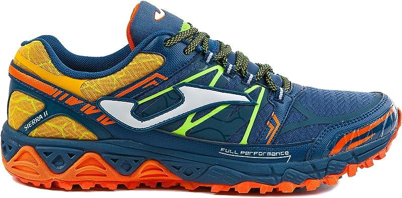 Joma Sierra - Zapatillas de Running para Hombre, Azul, 43.5 ...