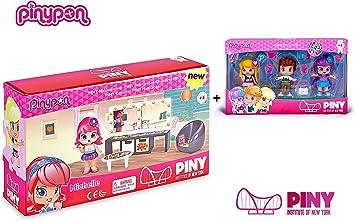Famosa PinyPon - Pack Pinypon Habitacion Michelle ... - Amazon.es