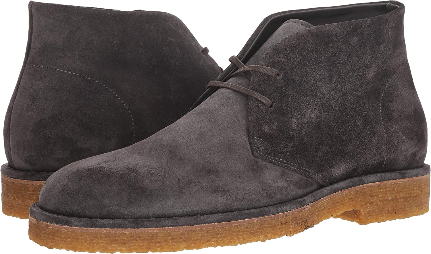 Graphite Suede Vince Men's Crofton