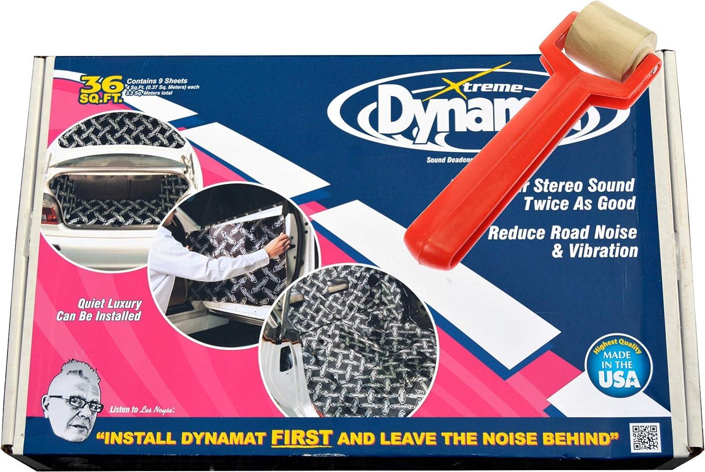 DYNAMAT 10455 Xtreme Bulk Pack 36 Square Feet 9 Sheets