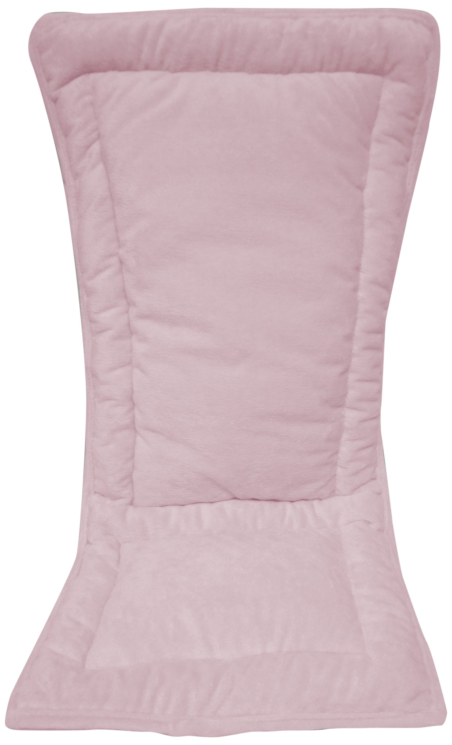 Baby Doll Bedding High Chair Cover, Pink