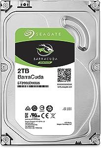 Seagate Barracuda ST2000DM001 2 TB 3.5 Internal Hard Drive
