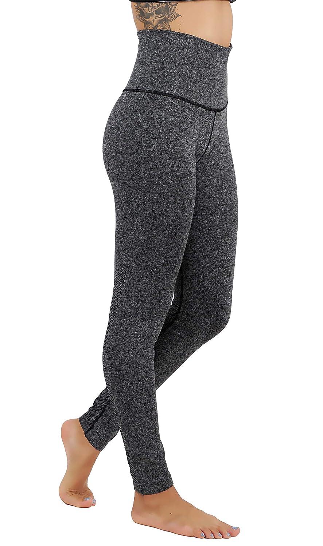 5StarsLine Women`s Yoga Pants Workout and Casual High Waist Leggings