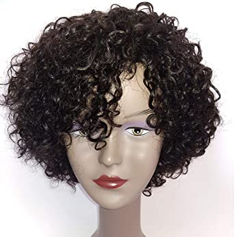 Amazon.com : Brazilian Wigs 10 inch Short
