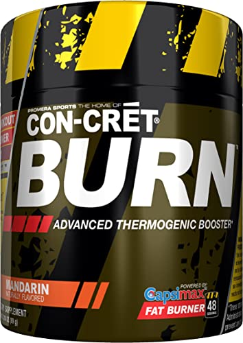 CON-CR T BURN ADVANCED THERMOGENIC BOOSTER