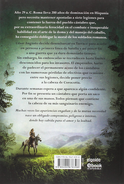 Corocotta, el cántabro (Algaida Literaria - Algaida Narrativa)