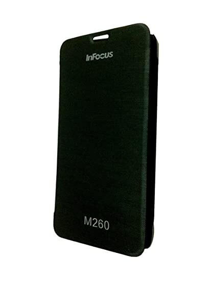 the best attitude 55b49 16427 Celson Flip Cover For Infocus M260 Flip Cover Case: Amazon.in ...
