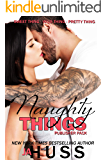 Naughty Things: Three Taboo Romances