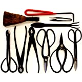 Stanwood Bonsai Tool 10-Piece Carbon Steel Shear Set and Tool Kit Discontinued by Manufacturer