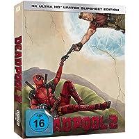 Deadpool 2 (4K UHD Slipsheet Edition) (exklusiv bei amazon.de)