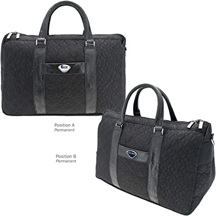 One Size AdSpec NCAA Rice Owls Collegiate Womens Duffel BagCollegiate Womens Duffel Bag Black
