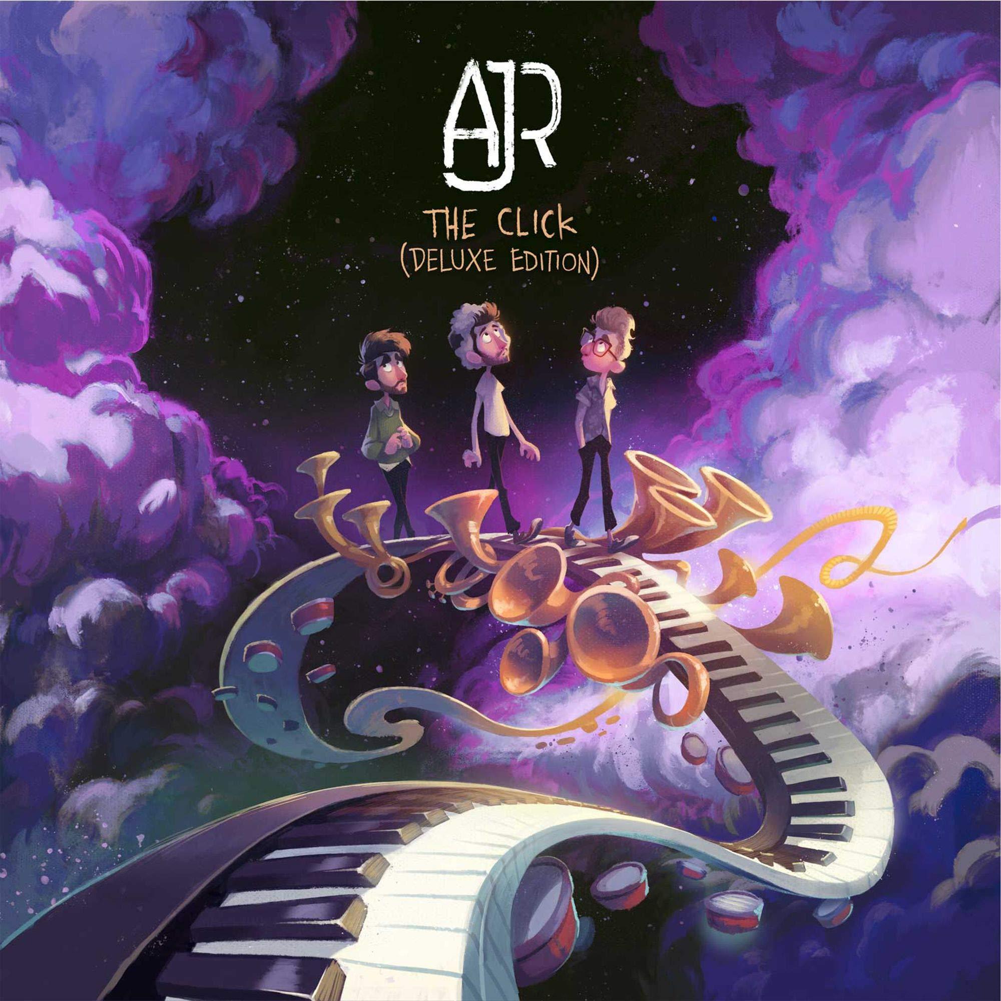 Vinilo : AJR - Click (LP Vinyl)