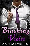 Blushing Violet (BBW Menage BDSM romance)