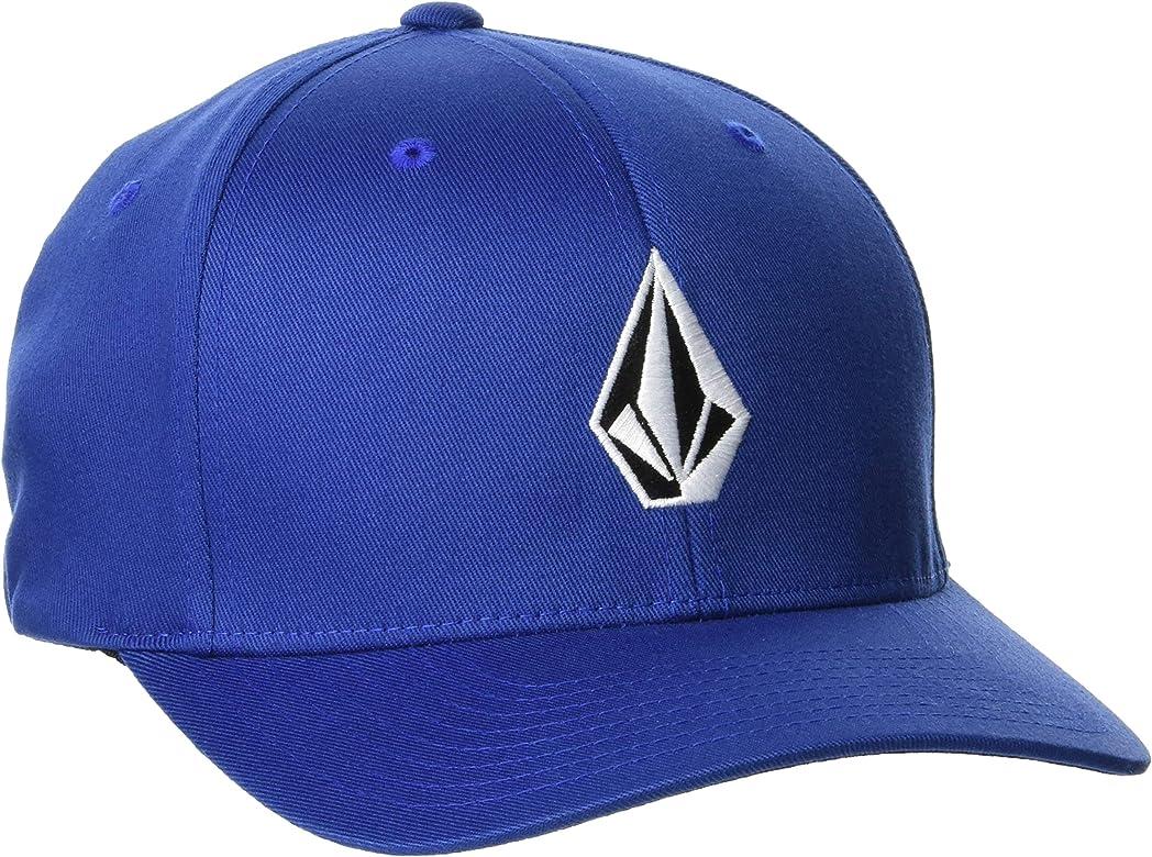 Volcom Full Stone Flexfit - Gorra elástica - Azul - Small/Medium ...