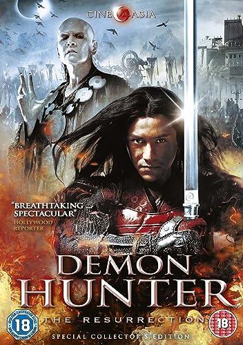 Demon Hunter The Resurrection Dvd Movies Tv Amazon Com