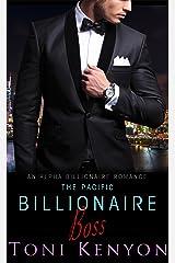 The Pacific Billionaire Boss: An Alpha Billionaire Romance (Pacific Billionaires Book 2)