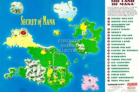 secret of mana deutsch amazon